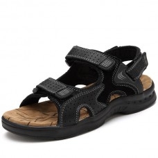 Men Sport Beach Sandals Fisherman Breathable Casual Magic Stick Shoes