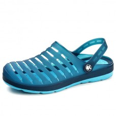 Men Waterproof Casual Outdoor Beach Sandals Slippers